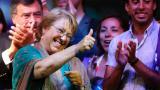 Bachelet, otra vez presidenta de Chile