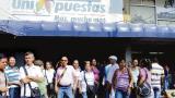 Exvendedores del chance protestaron para que crímenes del gremio no queden en la impunidad