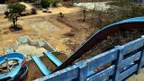 Demoliciones dan paso al 'renacer' del parque Muvdi