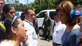 """María Ángela Holguín: """"no es cerrando la frontera que se acaba el contrabando"""""""