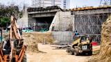 En junio, en visita de inspección, el interventor del proyecto dijo que el puente de la 51B estaría listo en agosto.