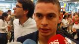 """""""El Atlético es lo máximo, es una linda oportunidad"""": Santos Borré al llegar a Madrid"""