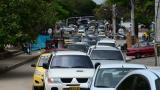 Las matrículas de vehículos nuevos en Colombia cayeron el 13,1 % en 2015