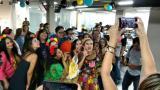 """""""Mi mamá ayudó en la escogencia de las canciones para la coronación"""": Reina del Carnaval en visita a EL HERALDO"""