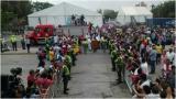 Cuerpo de Édgar Perea es velado en la Catedral