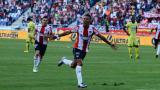 Junior, cinco fechas sin ganar: empató 1-1 ante Bucaramanga