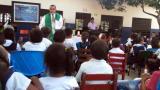 En la escuela Antonio Nariño de Fundación homenajearon a los 33 niños