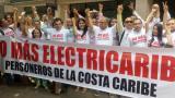 """""""No más Electricaribe"""": personeros de la Costa"""