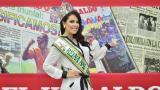 Sthefanía Puentes es la actual reina nacional de la Ganadería y participará en el certamen internacional. La semana pasada estuvo de visita en EL HERALDO.
