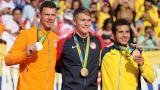 Carlos Alberto Ramírez gana bronce en el BMX en Río