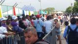 Con un concierto, Santos y Vargas Lleras celebran la firma de la paz en Barranquilla