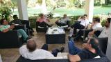 """Mininterior se suma al cónclave por un """"nuevo acuerdo"""" en La Habana"""