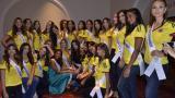 Reinas del Concurso Nacional de Belleza llegaron para Fiestas de la Independencia