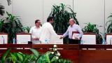 Así reaccionaron miembros de las Farc y el Gobierno al texto completo del acuerdo