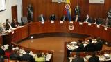 Corte admite demanda para repetir plebiscito en zonas afectadas por 'Matthew'
