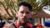 """""""Los culpables somos los jugadores"""": Sebastián Viera"""