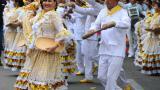 Desfile de Piloneras.