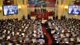 El Ejecutivo espera que el proyecto se discuta y se apruebe en la próxima legislatura.