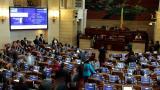 Plenaria en Cámara de Representantes.