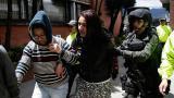 Ocho de los implicados en el atentado en el Andino, a prisión