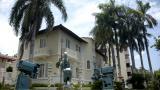 Fachada de las oficinas de Royal Films en Barranquilla.