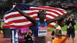 Estados Unidos recupera la hegemonía en atletismo
