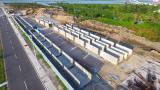 Instalarán canal prefabricado para agilizar obras en la 21