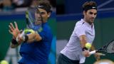 Nadal vs Federer, la final del Masters 1000 de Shanghai
