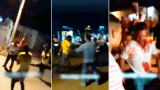 Violenta riña en Sincelejo se vuelve viral en redes sociales