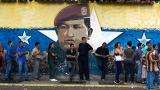 """""""A votar en paz"""",  Maduro en la apertura de las elecciones regionales en Venezuela"""