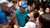 Venezolanos votan en calma en elecciones regionales