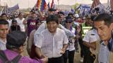 Evo Morales: en Venezuela ganó el pueblo y perdieron Almagro y Trump