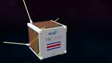 El satélite servirá para monitorear los efectos del cambio climático en Costa Rica.