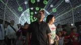 Barranquilla se ilumina en Navidad