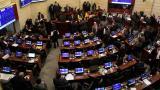 Senado debatiría esta última semana 63 proyectos de ley