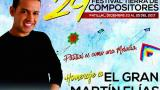 Lista la parrilla de artistas para el Festival Tierra de Compositores