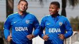 Cardona y Barrios quedan apartados del Boca tras denuncias de agresión