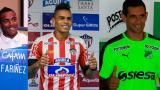 El arquero venezolano Wuilker Faríñez, Jonatan 'El Loco' Álvez, contratación de Junior y José Sand, con 37 años de edad, fue fichado por Cali.
