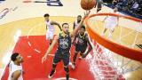 Durant y Curry dan cátedra de básquet