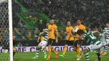 Fredy Montero anota gol, pero el Sporting queda eliminado de la Europa League
