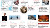 Reacciones en el mundo por bombardeos occidentales en Siria