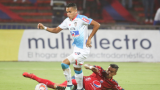 Sebastián Hernández y Luis Díaz lloraron la derrota