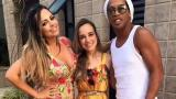 Diario brasileño asegura que Ronaldinho se casará con dos mujeres