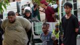 Dejan libres a 4 capturados en redada contra la banda 'los Dealers'