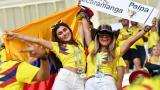Los colombianos no se fijaron en gastos para ir al Mundial