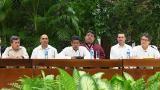Facilitadores del Gobierno viajaron a La Habana para 'acelerar' acuerdo con Eln