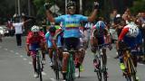 Nelson Soto, primer barranquillero en la Vuelta a España