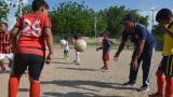 Luis Díaz, de la cancha del barrio  Lleras de Barrancas a la Selección