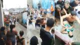 En video   El rescate a un menor que fue arrastrado por arroyo en Soledad