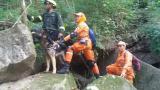 Con ayuda de caninos, sigue la búsqueda de Albertico en Minca